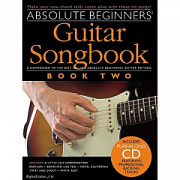 MusicSales AM969650 ABSOLUTE BEGINNERS GUITAR SONGBOOK BOOK TWO LYRICS... Мюзиксэйлс