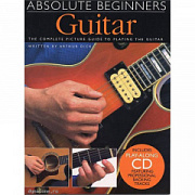 MusicSales AM92615 - ABSOLUTE BEGINNERS GUITAR BOOK ONE GTR LARGE EDITION... Мюзиксэйлс