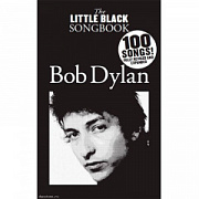 MusicSales AM1007380 - THE LITTLE BLACK SONGBOOK OF BOB DYLAN REVISED BOOK Мюзиксэйлс