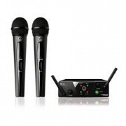 AKG WMS40 Mini2 Vocal Set BD US45A/C (660.700&662.300)