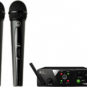 AKG WMS40 Mini2 Vocal Set BD US25A/C (537.500 & 539.300)